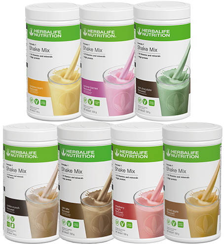 7 flavours 1